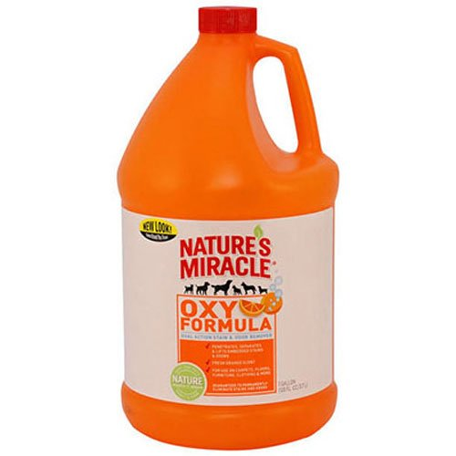 Natures Miracle Stain and Odor Remover Review