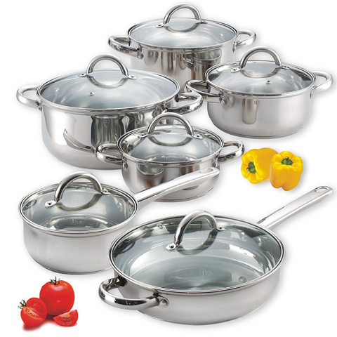 Best Stainless Steel Cookware Reviews