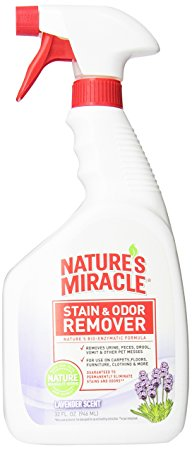Nature's miracle stain and odor remove Review