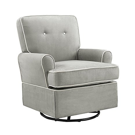Baby Relax The Tinsley Nursery Swivel Glider Chair Review