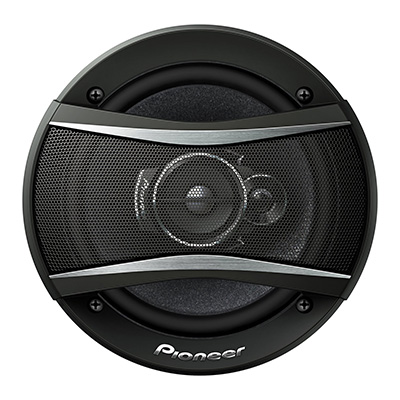 "Pioneer 6.5"" 3-Way Car Speakers Review (TS-A1676R)"
