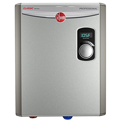 Rheem 240V Tankless Water Heater Review (RTEX-18)