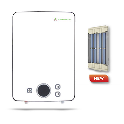 SioGreen IR30 POU Electric Tankless Water Heater Review