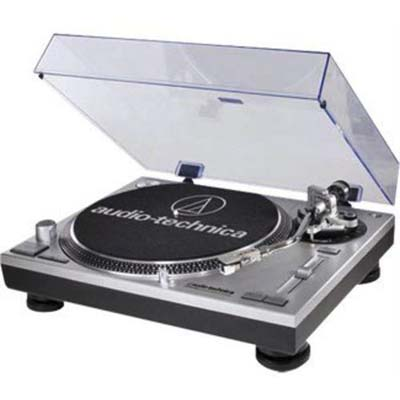 1. Audio-Technica Professional Turntable Review