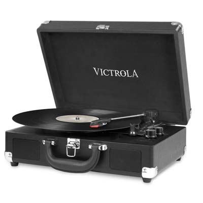 4. Victrola Bluetooth Suitcase Review